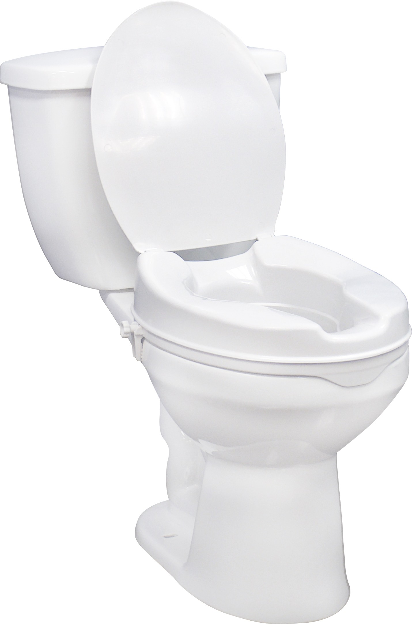 Superb 4 Raised Toilet Seat W Lid Gmtry Best Dining Table And Chair Ideas Images Gmtryco